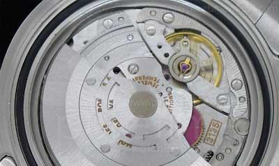 Nachbau-3135 Uhrwerk