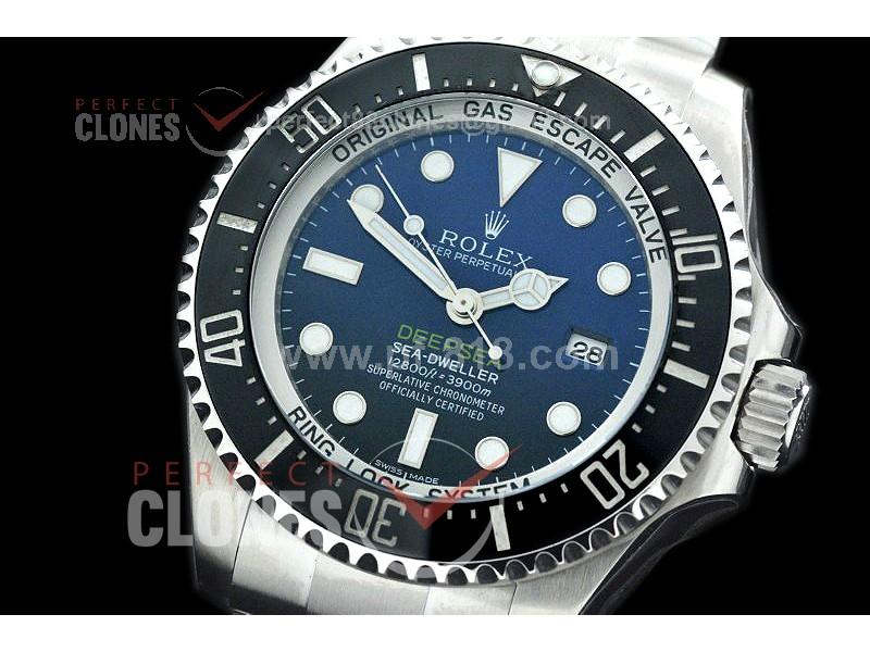 Hier eine Deep Sea mit 904er (Foto von PC)