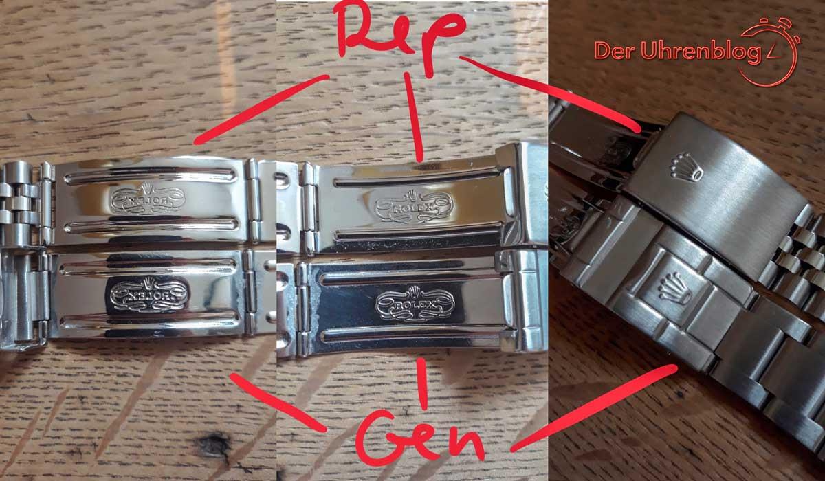 Rolex-GMT-Master-II-Schliesse