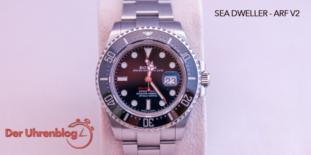 Rolex Sea Dweller – ARF V2