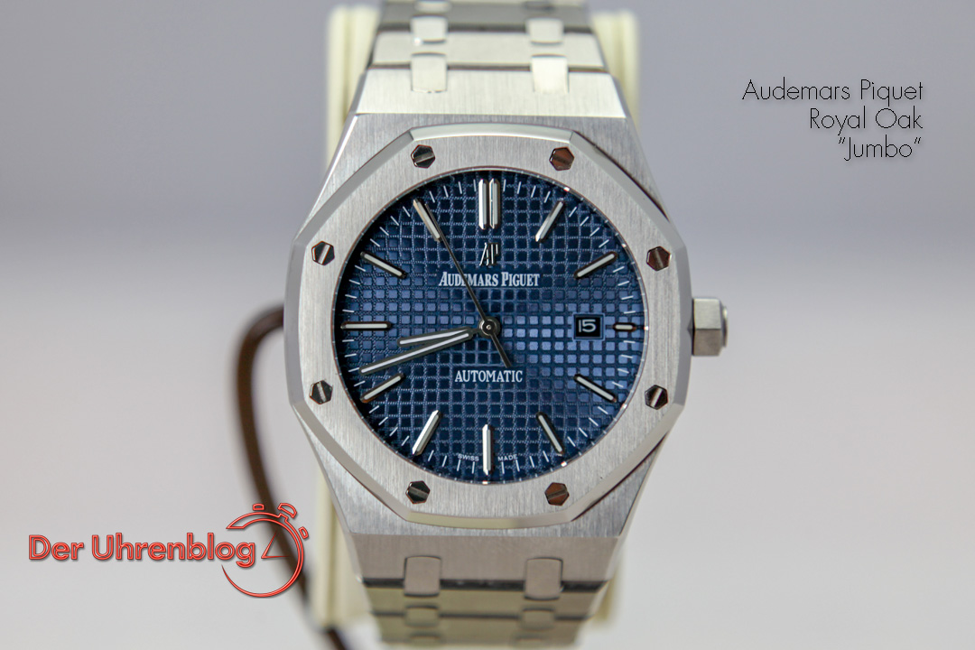 Audemars Piquet Royal Oak Jumbo 15400 Replika