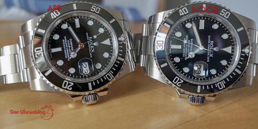 Rolex Submariner – ARF vs NOOB