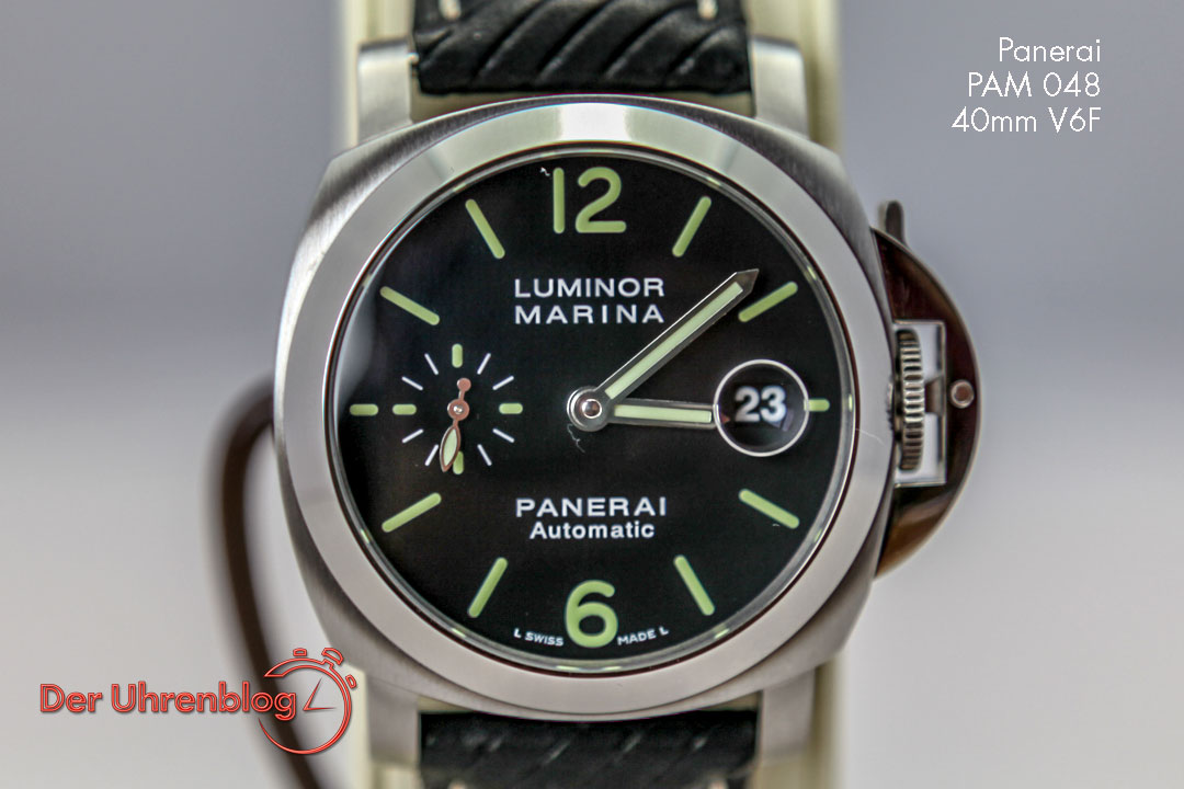 Panerai PAM 048 V6 Factory