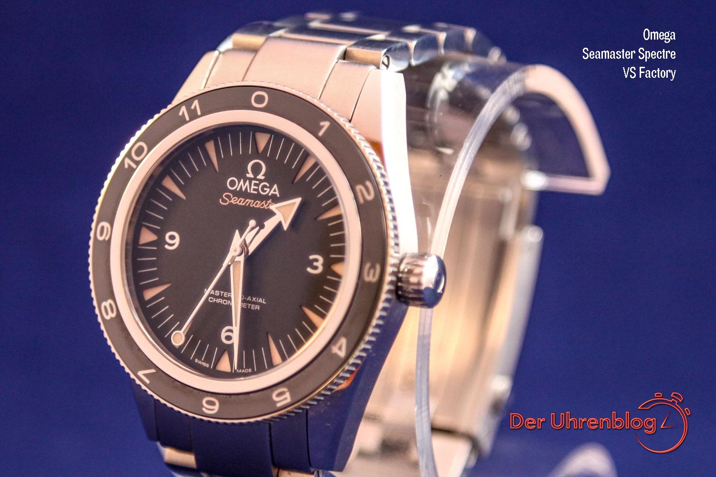 Omega Seamaster Spectre von VS Factory