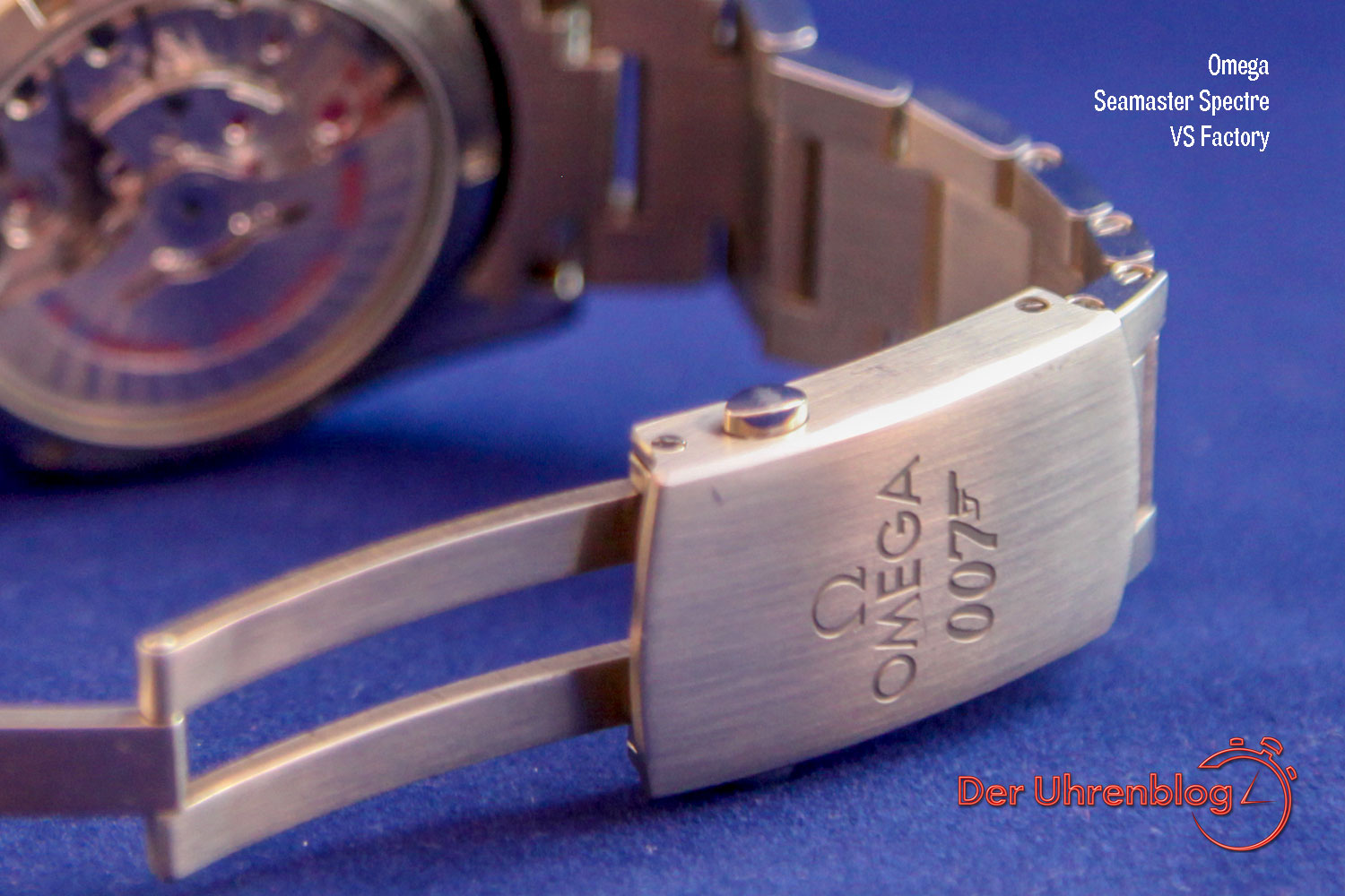 Omega Seamaster Spectre