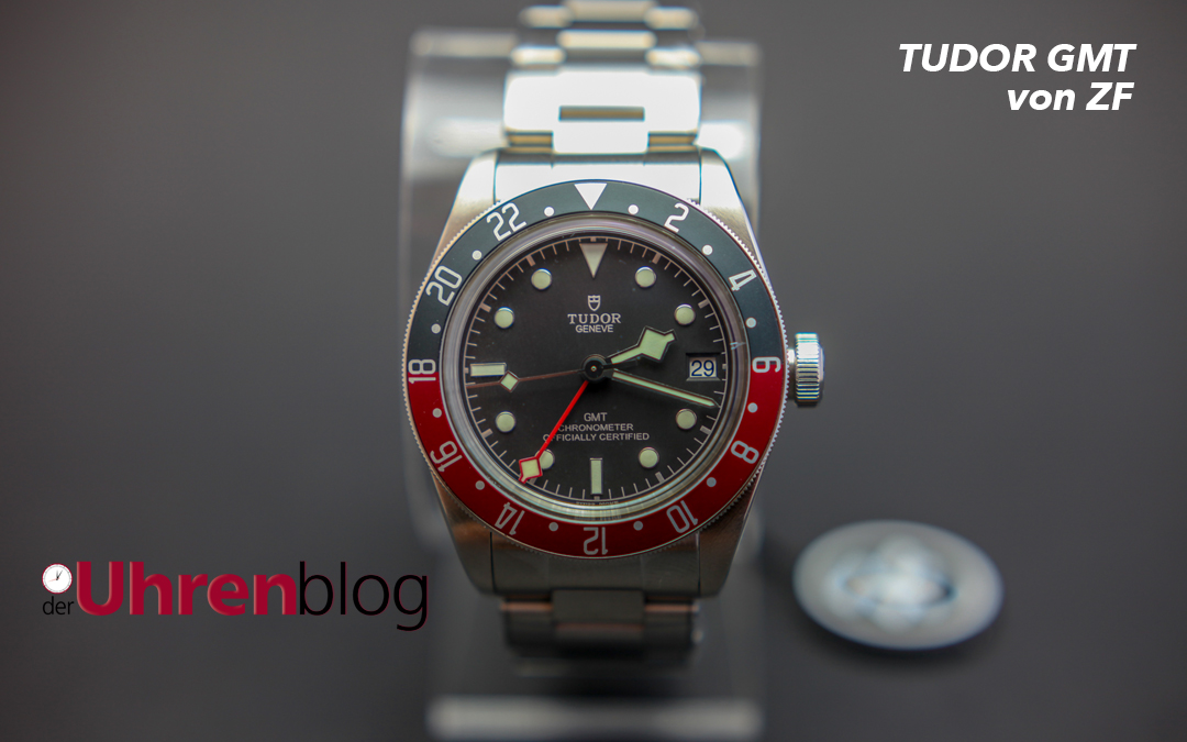 Tudor Heritage Black Bay GMT von ZF