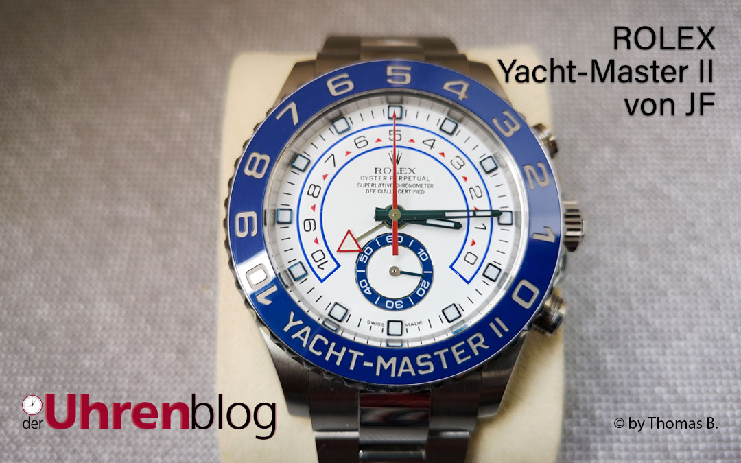 Rolex Yacht-Master II Replika von JF