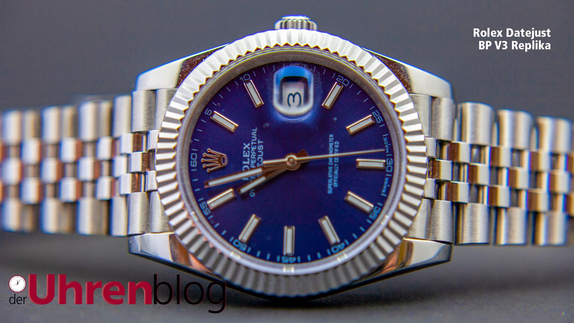 BP Factory V3 Rolex Datejust