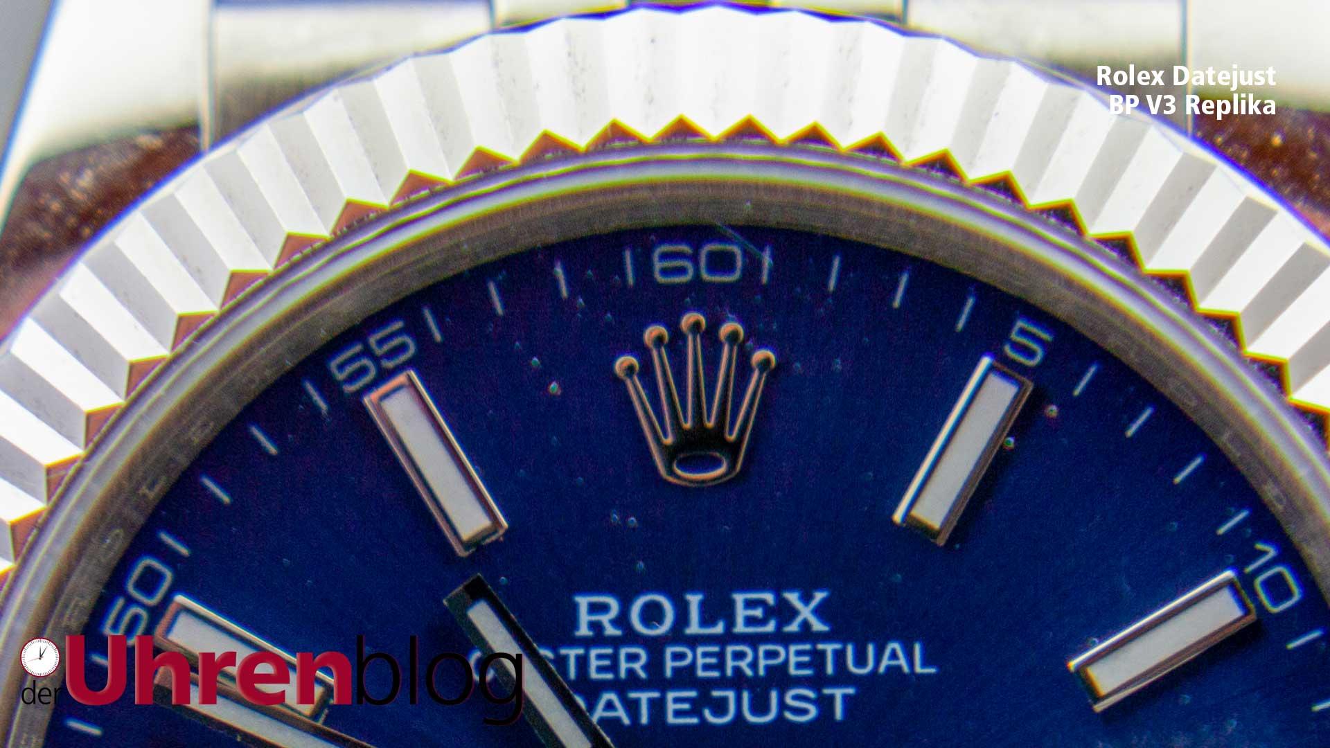 Rolex Aktie
