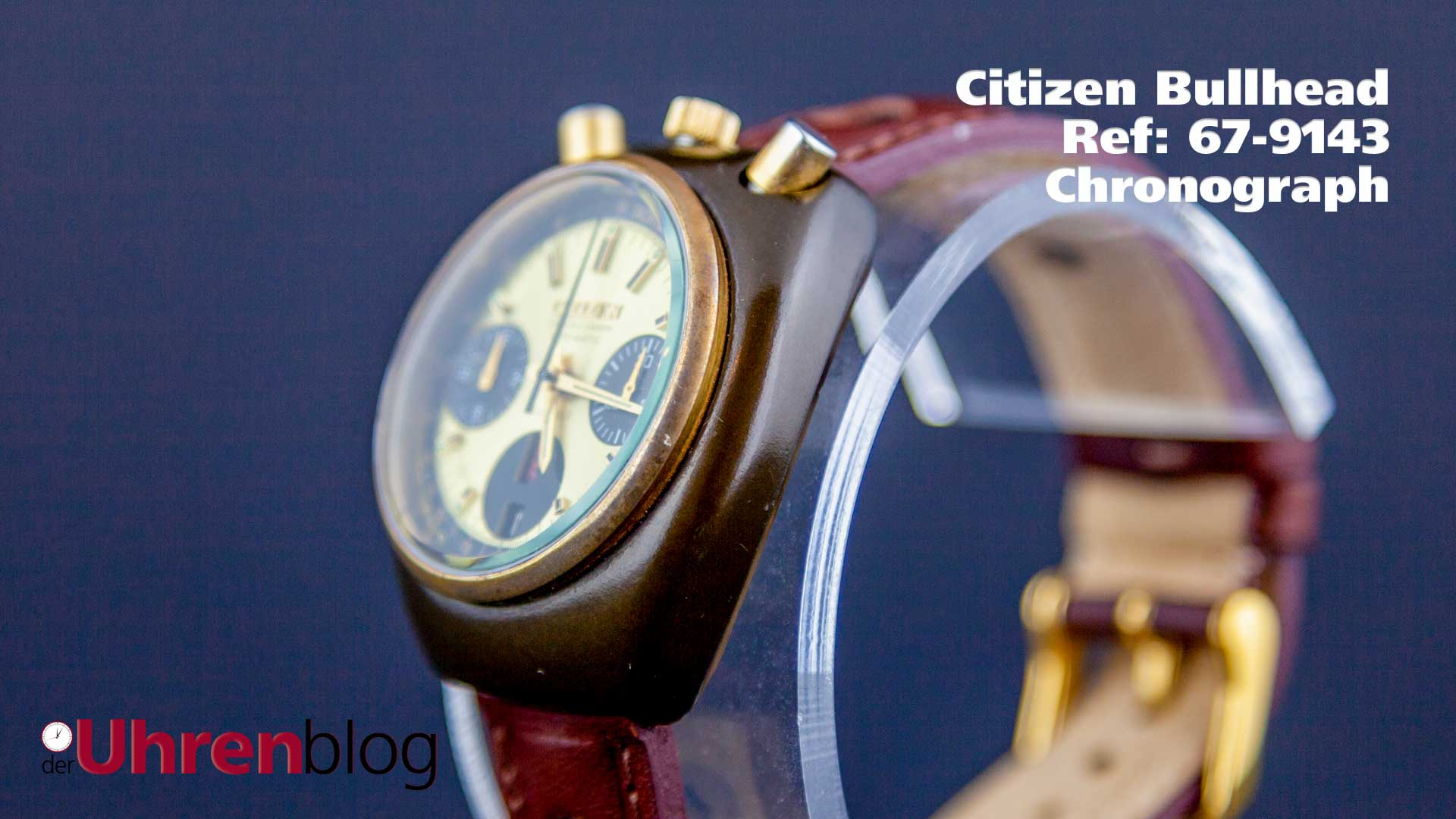 Citizen Bullhead Ref.67-9143