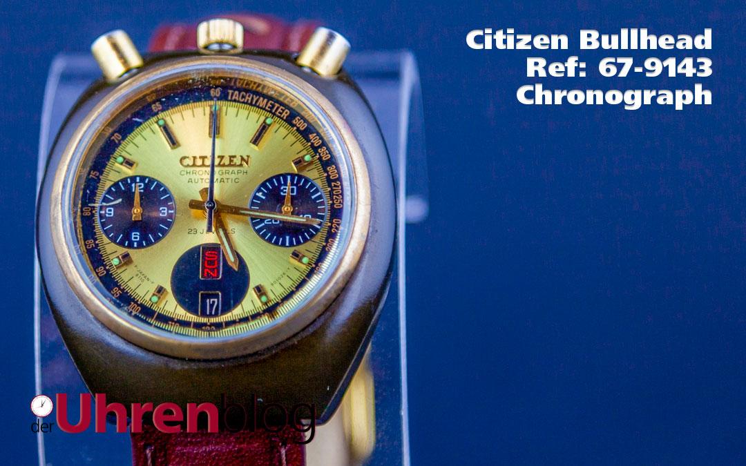 Citizen Bullhead – eine Ikone