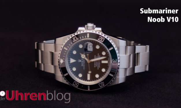 Submariner Noob V10