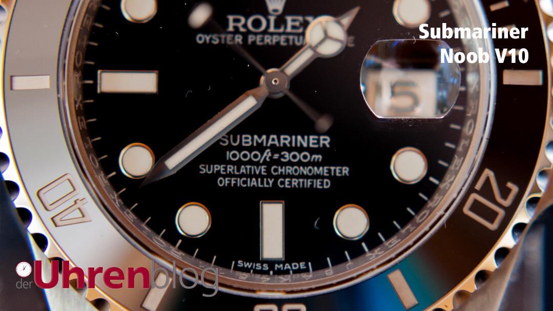 Submariner Noob V10